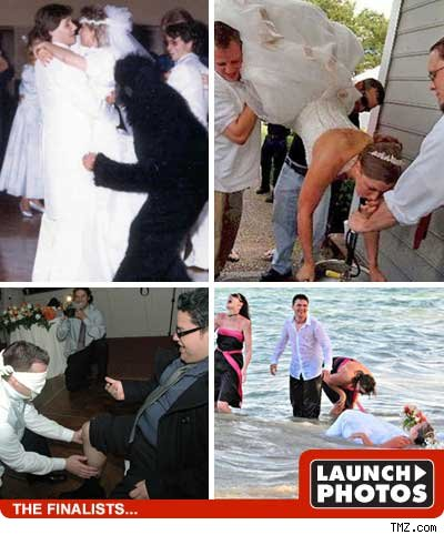 TMZ - Wacked Wedding