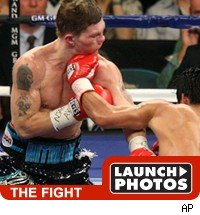 Ricky Hatton: Click to launch photos