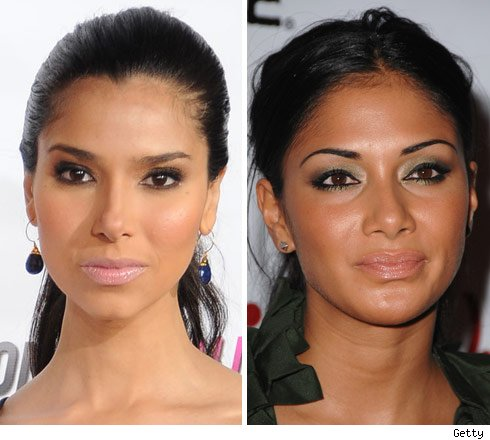 Roselyn Sanchez and Nicole Scherzinger One of them has actually released a
