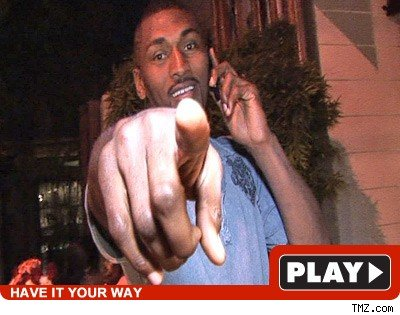 Ron Artest: Click to watch