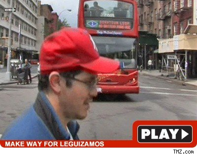 John Leguizamo: Click to watch