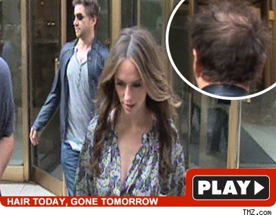 Jamie Kennedy & Jennifer Love Hewitt: Click to watch