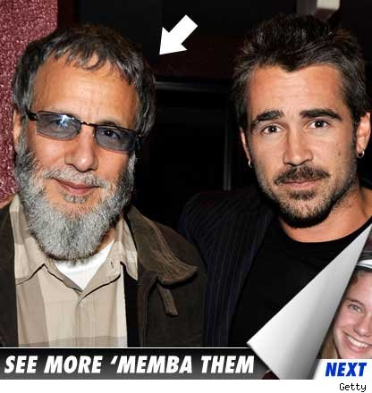 Cat Stevens/Yusuf Islam and Colin Farrell