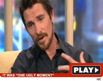 Christian Bale: Click to watch
