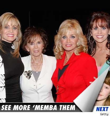 Irlene, Barbara and Louise Mandrell