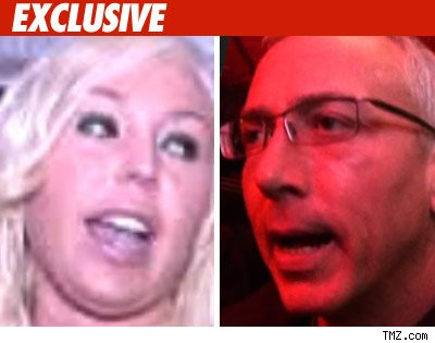 Mary Carey and Dr. Drew