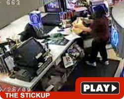 Beer Box Bandit: Click to watch