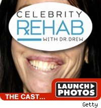 Celebrity Rehab - Launch photos