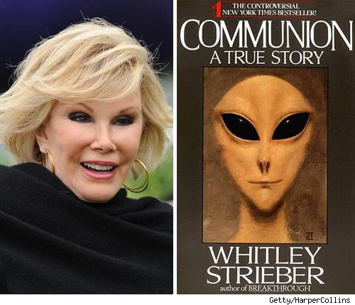 Joan Rivers and Communion