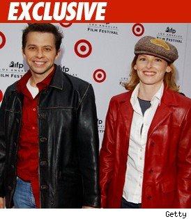 Jon Cryer & Sarah Trigger