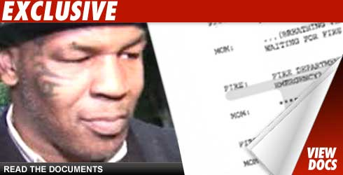 Mike Tyson: Click to view!