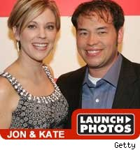 Jon & Kate -- launch photos