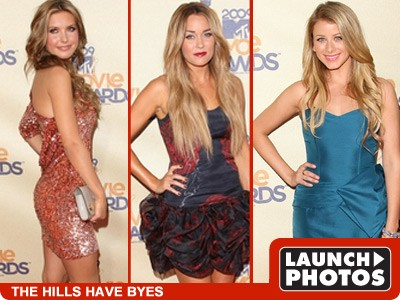 The Hills Launch photos