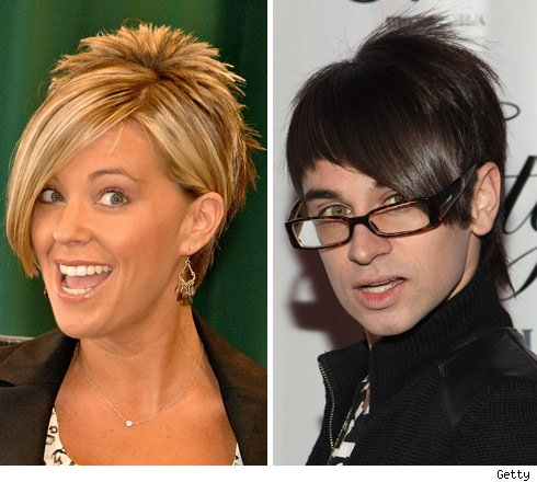 Kate Gosselin and Christian Siriano