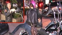 Adam Levine -- Bruno's Rear Ain't My Type