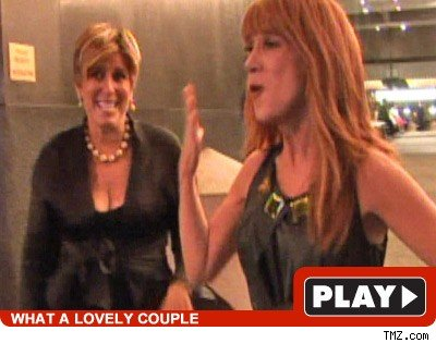 Griffin and penny-pincher Suze Orman are the new Adam Lambert and ...