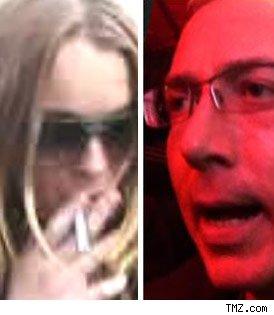 Lindsay Lohan and Dr Drew