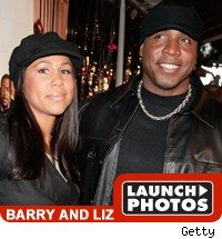 Barry Bonds launch photos