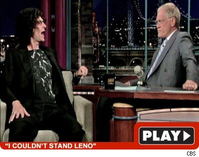  Howard Stern &amp; David Letterman: Click to watch
