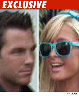 Doug Reinhardt & Paris Hilton