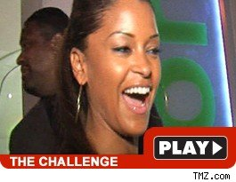 Claudia Jordan: Click to watch