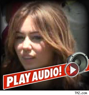 MIley Cyrus: Click to listen