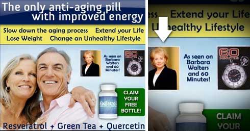 Barbara Walters Is Anti Anti-Aging Ad