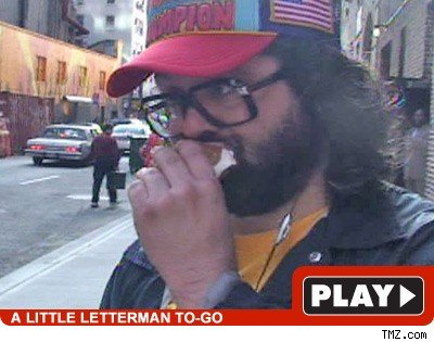 Judah Friedlander: Click to watch