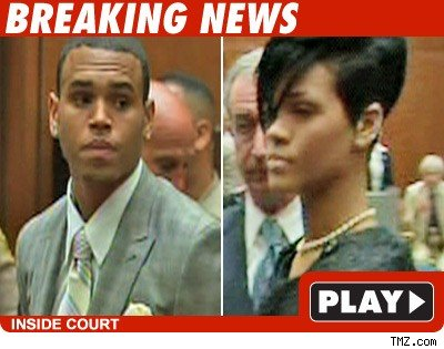 Chris Brown & Rihanna: Click to watch