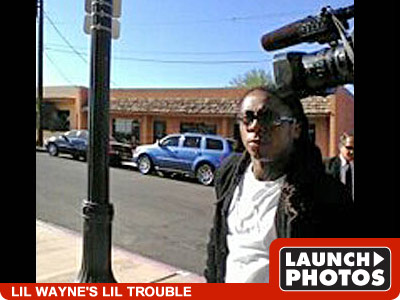 Lil Wayne: Click to launch