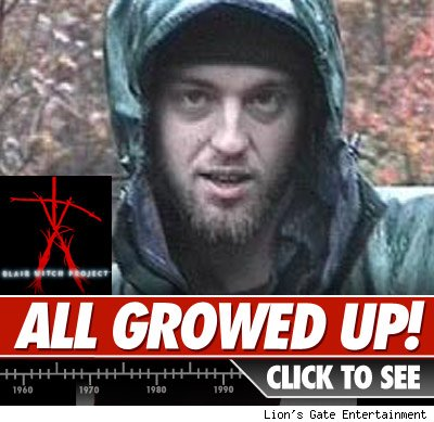 Joshua Leonard Blair Witch Project