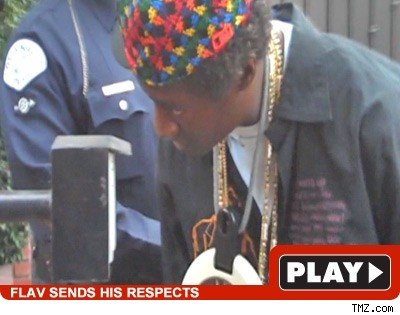 Flavor Flav: Click to watch