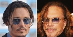 Johnny Depp -- The Wrestler?