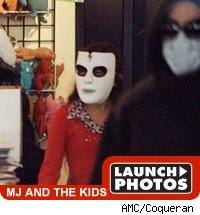 Michael Jackson Children Photos
