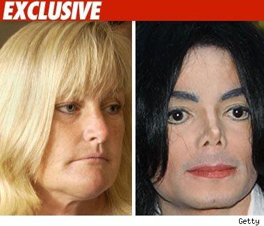 Debbie Rowe, Michael Jackson