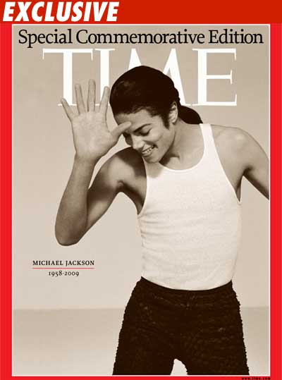 michael jackson time magazine