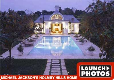 Michael Jackson Mansion