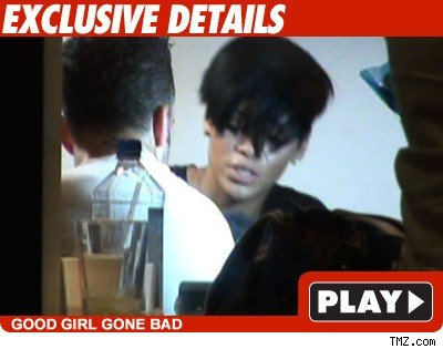 Rihanna picked up a tattoo needle last night at a parlor in NYC -- which