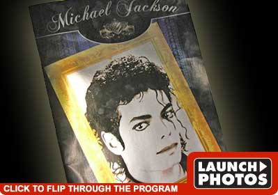 The Official Michael Jackson Program