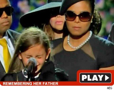 Paris Michael Katherine Jackson: Click to watch
