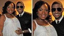J.Hud & Usher at Staples Center