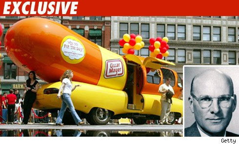 Oscar Mayer's Funeral Wish -- No Wienermobile