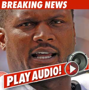Steve McNair 911 Tape -- 'Somebody's Been Shot' click to listen