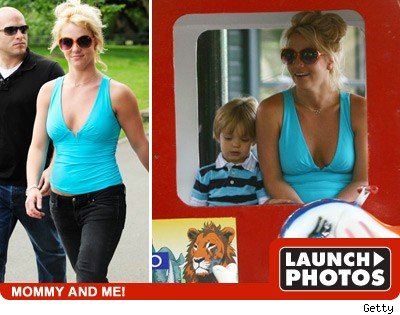 Britney Spears -- launch gallery