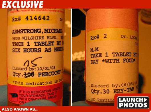 Michael Jackson drugs: Click to view!