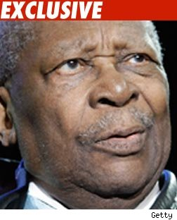 B.B. King has Oprah Money -- Who Knew?!