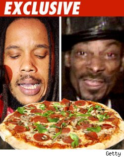 Snoop Dogg's Ziggy Marley