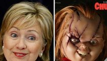 Hillary Clinton -- Living Doll