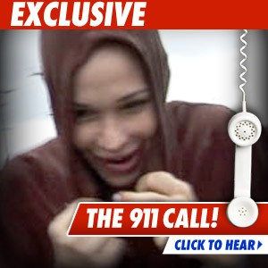 OctoMom 911 -- 'He's Vomiting Nonstop'