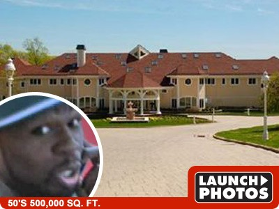 50 Cent's Mansion For Sale
